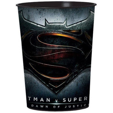 Batman v Superman Reusable Cup - Melianbie Kids