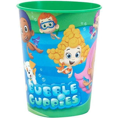 Bubble Guppies Reusable Cup - Melianbie Kids