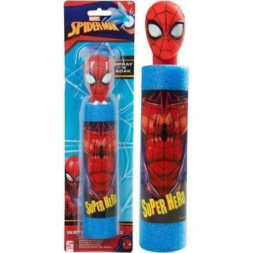 Marvel Spider-Man Character Pump Action Water Squirter Toy