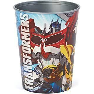Transformers Reusable Cup