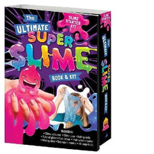 Load image into Gallery viewer, Ultimate Super Slime Book & Kit