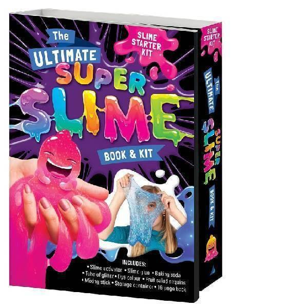 Ultimate Super Slime Book & Kit