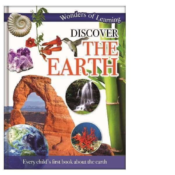 Wonders of Learning Discover the Earth