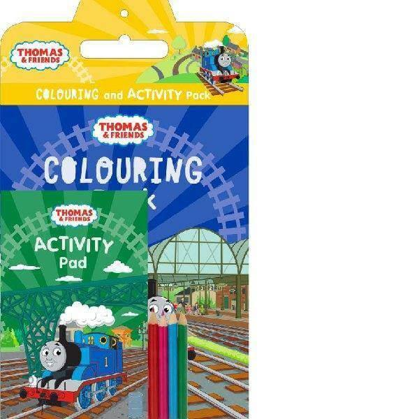 Thomas & Friends Activity Pack