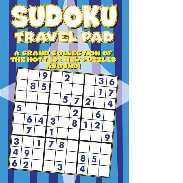 Sudoku Travel Pad - Melianbie Kids