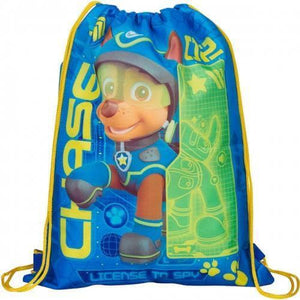 "Paw Patrol Character Sports PE, Gym, Shoe, Trainer Bag ""Perfect for School"""