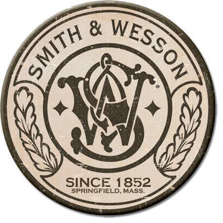 Smith & Wesson Round Magnet