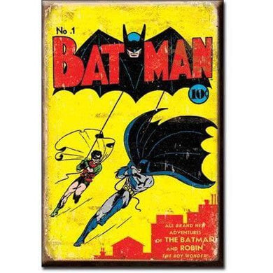 Batman and Robin Magnet