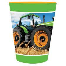 Tractor Reusable Cup