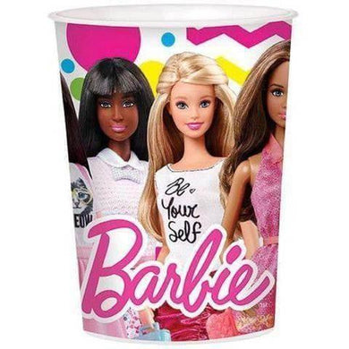 Barbie Reusable Cup