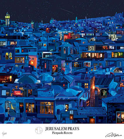 JERUSALEM PRAYS