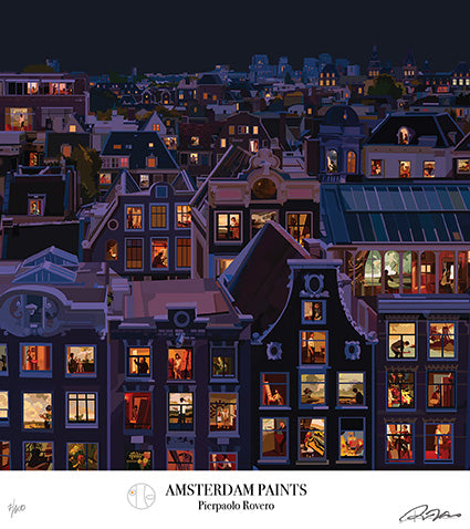 AMSTERDAM PAINTS