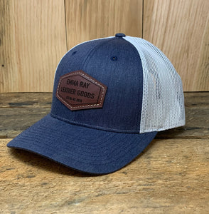 Low Profile Trucker Style Ball Cap