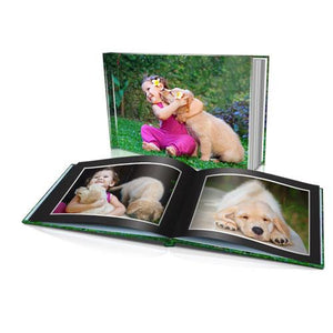 "6 x 8"" Personalised Hard Cover Photo Book"