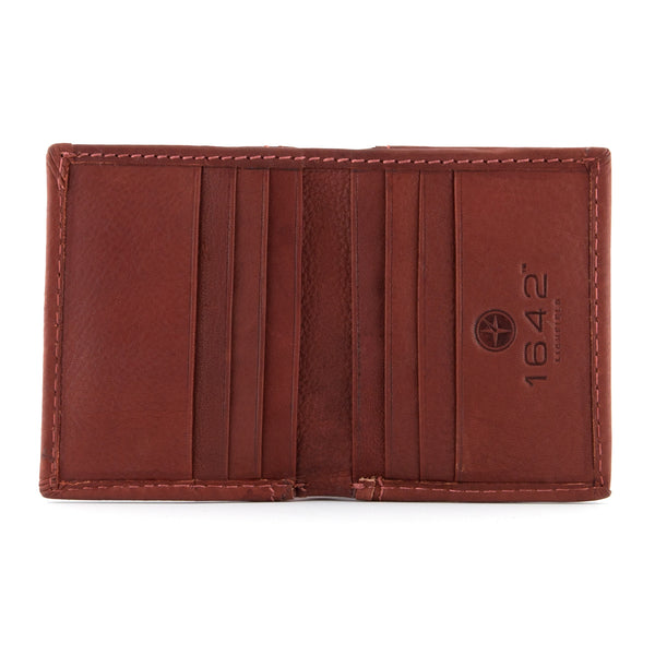 Oregon Leather Two Fold Wallet
