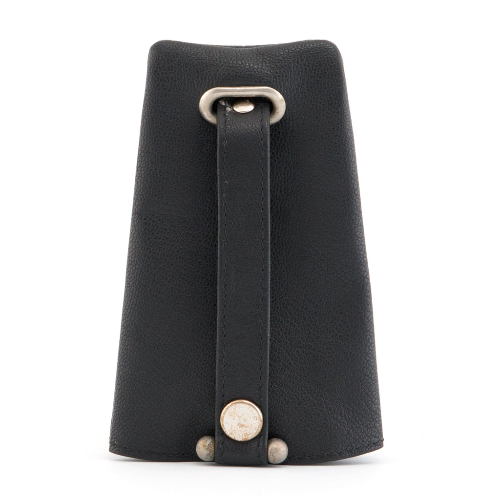 5201 21 - Leather Bell Shaped Keycase