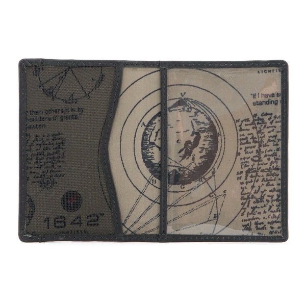 5307 17 - Leather Travel Pass Holder