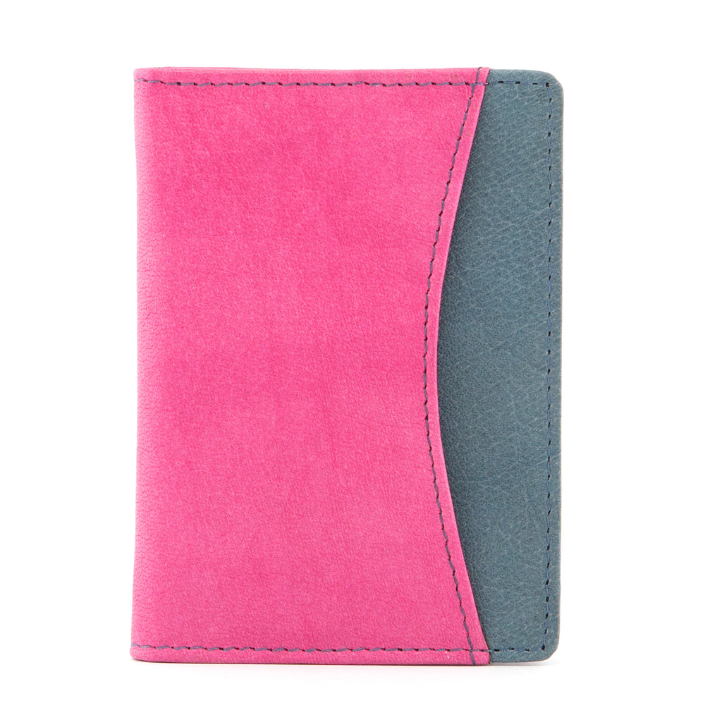 Soft Leather Leather Travel Pass Holder by Safari
