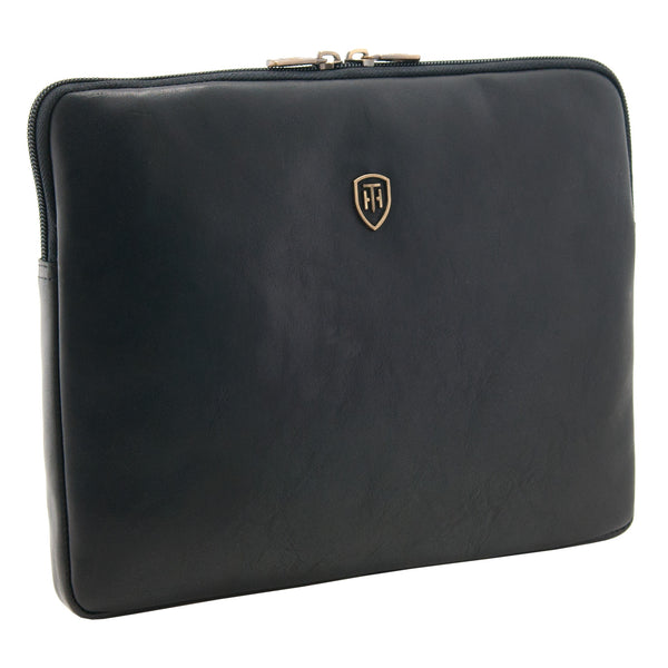 6903 THV - Italian Vegetale Leather Zip Around iPad Sleeve