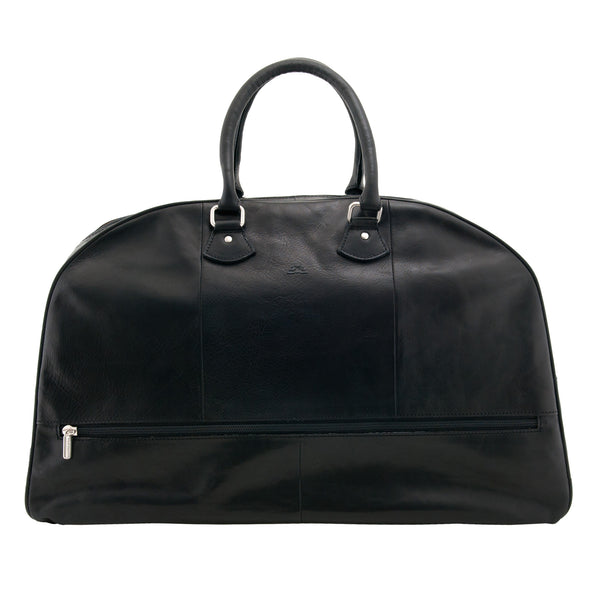 Italian Leather Holdall by Tony Perotti