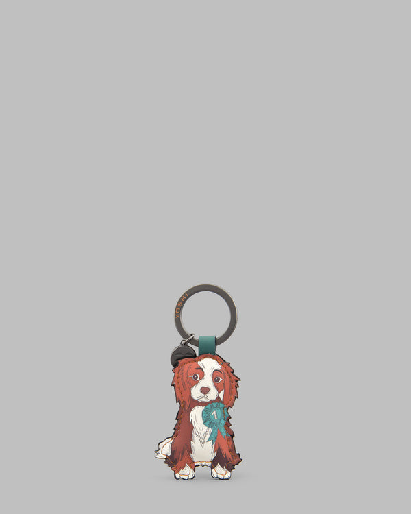 Best In Show Leather Keyring
