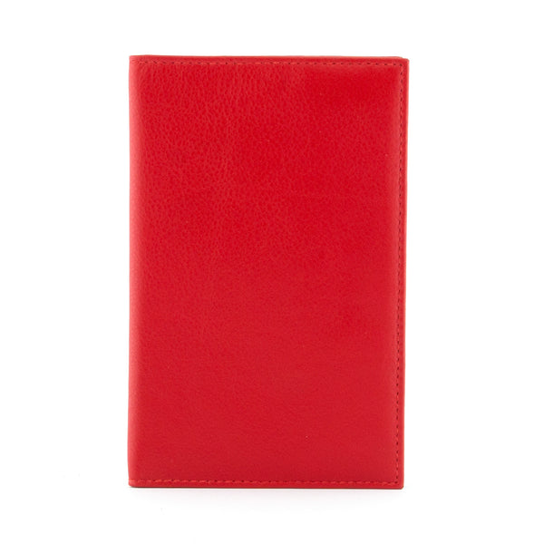 2313 P 17 - Plain Leather Golf Scorecard Holder