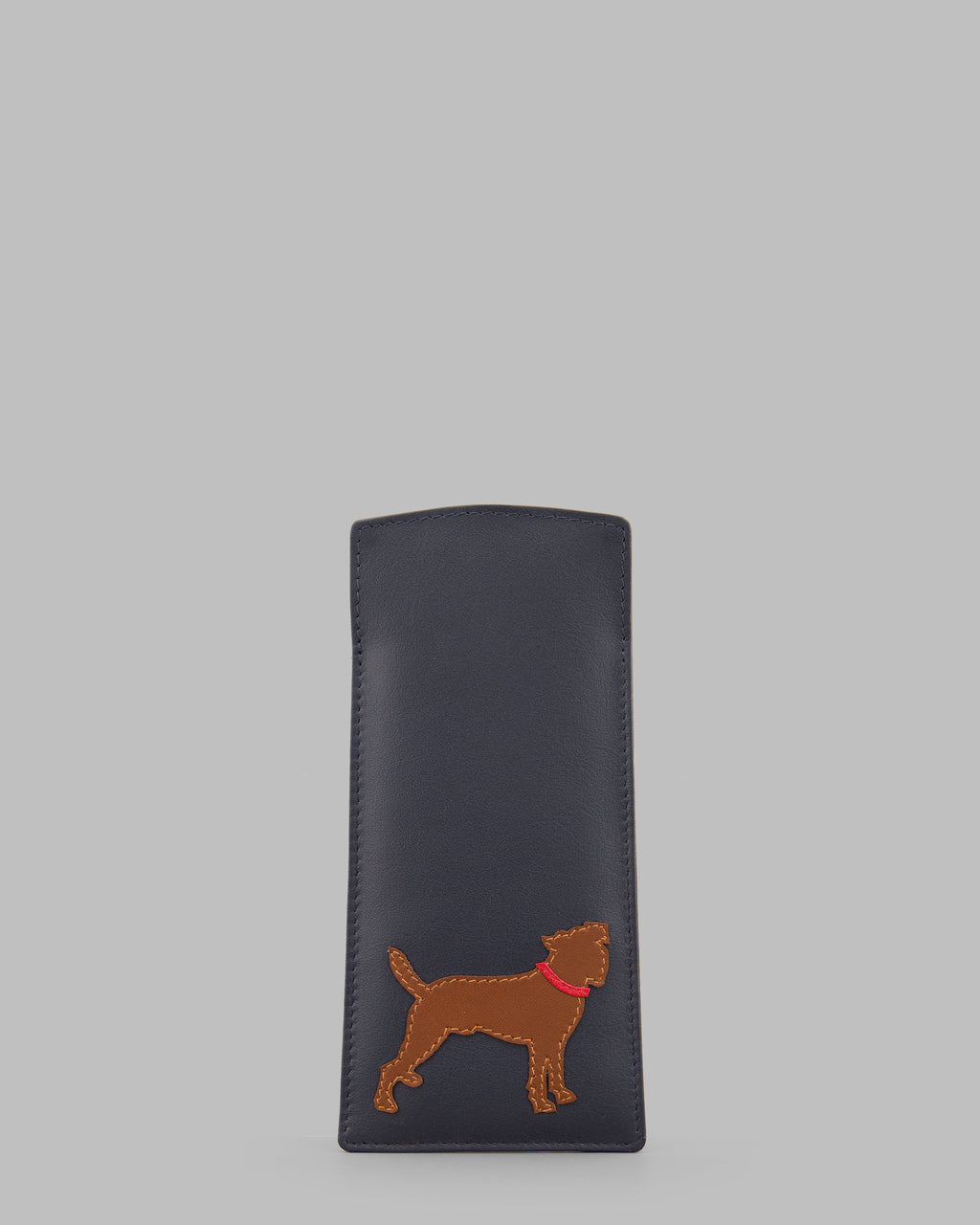 Y By Yoshi Paw-fect Pals Leather Glasses Case
