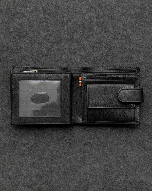 Apollo Leather Everyday Wallet - RFID