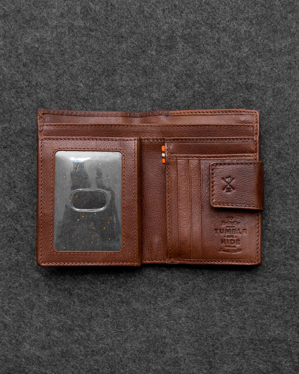 Apollo Leather Everyday Purse - RFID