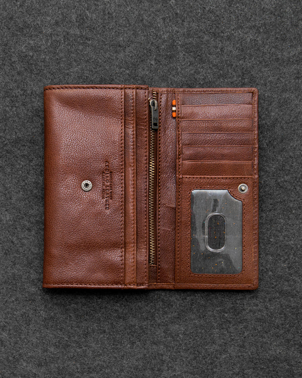 Apollo Leather Matinee Purse - RFID