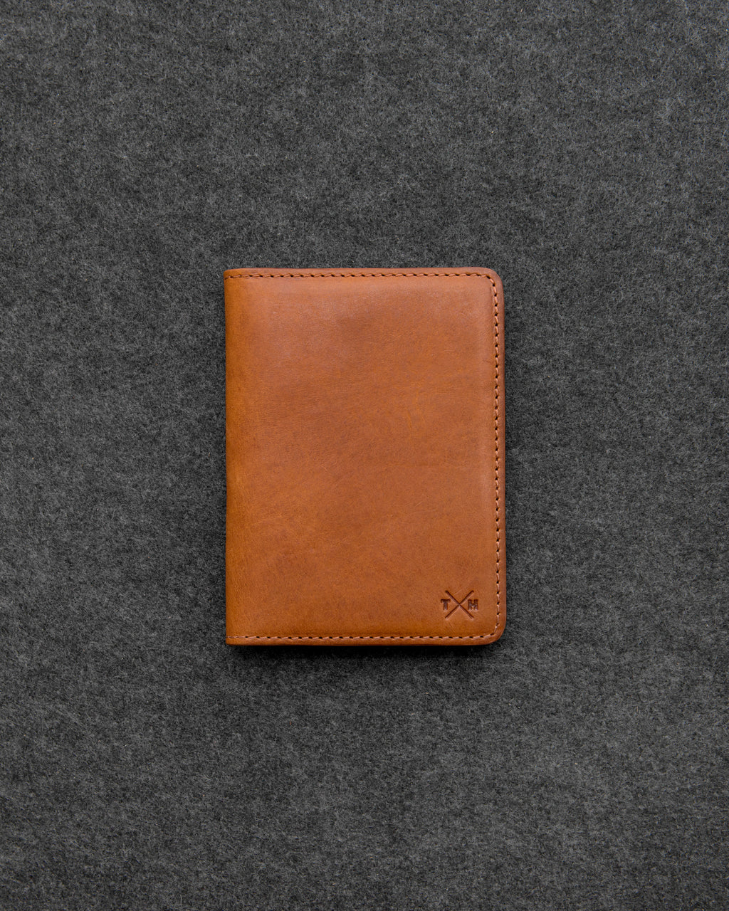 Chukka Leather Passport Holder
