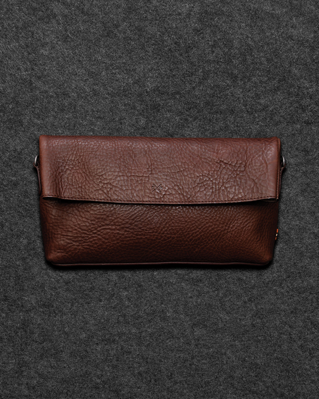 Chukka Leather Shoulder Bag