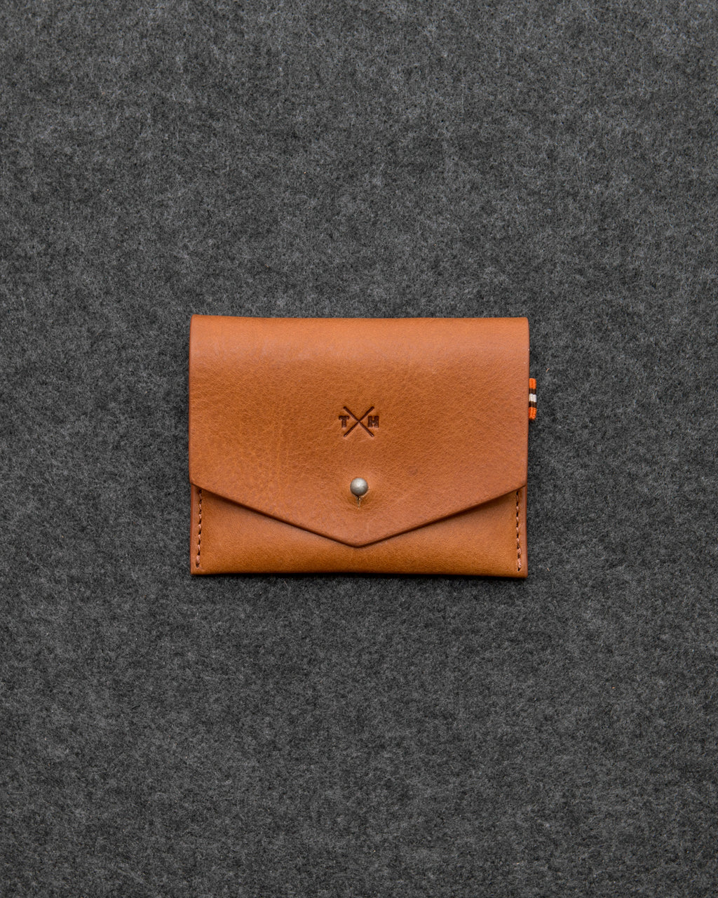 Chukka Leather Slim Purse