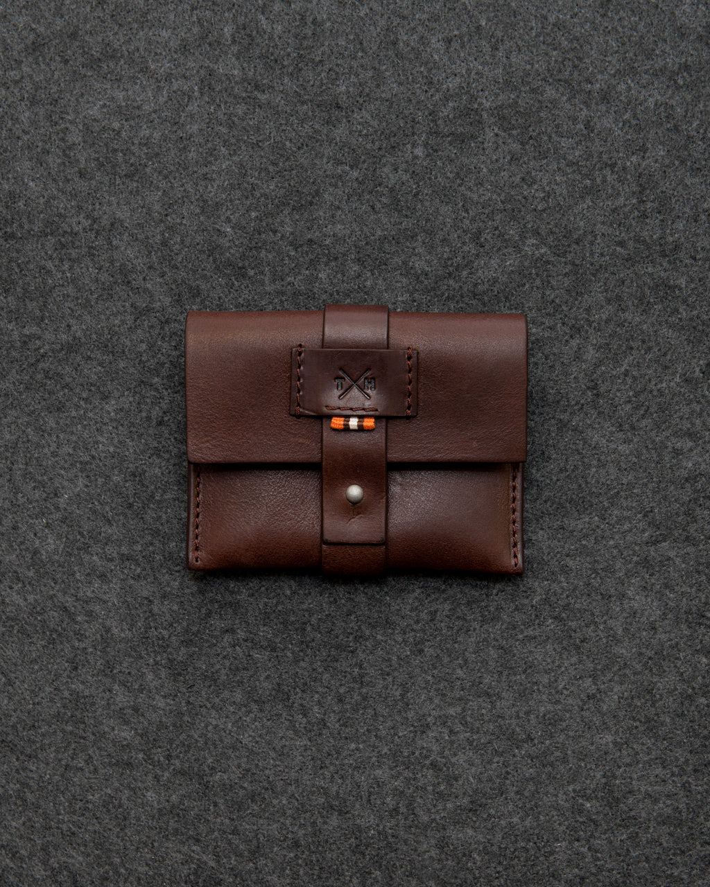 Chukka Leather Small Purse