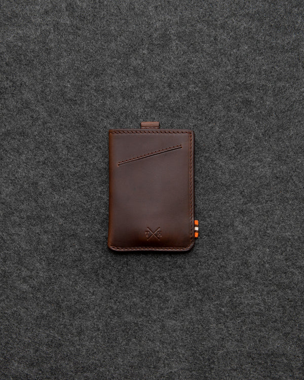 Horween Leather Adept Credit Card Holder