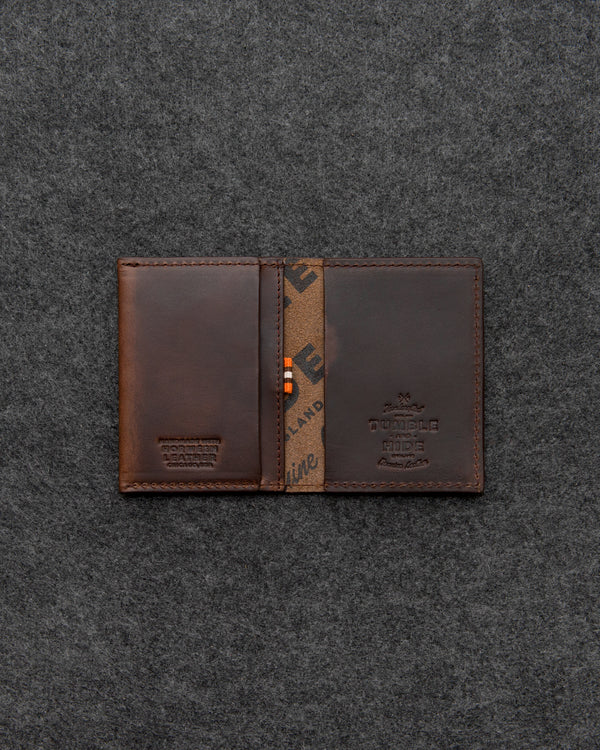 Horween Leather Credit Card Holder