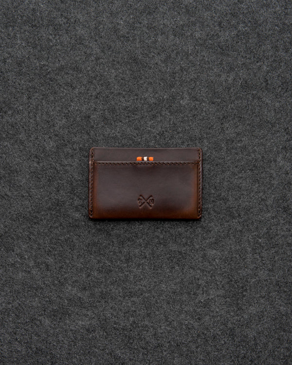 Horween Leather Slim Credit Card Holder