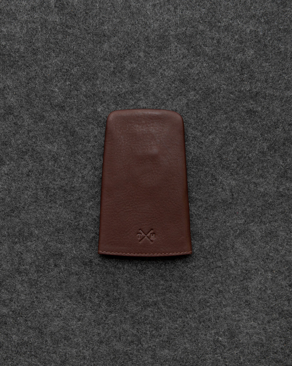 Newton Leather Bell Keycase