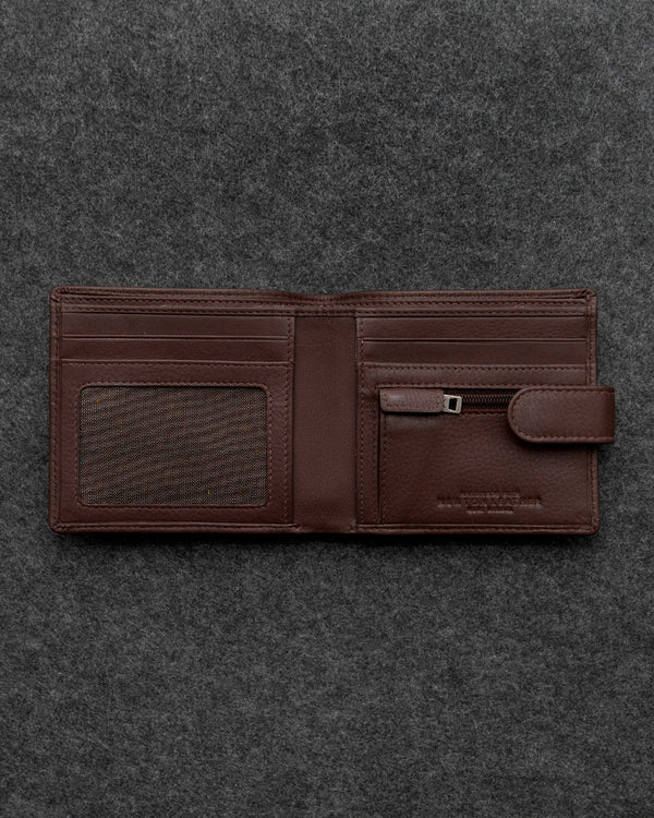 Newton Leather Contemporary Wallet