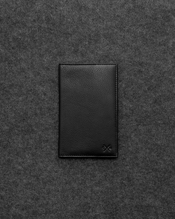 Newton Leather Golf Scorecard Holder
