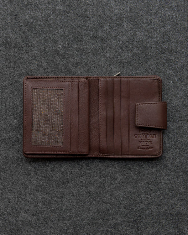 Newton Leather Medium Everyday Purse