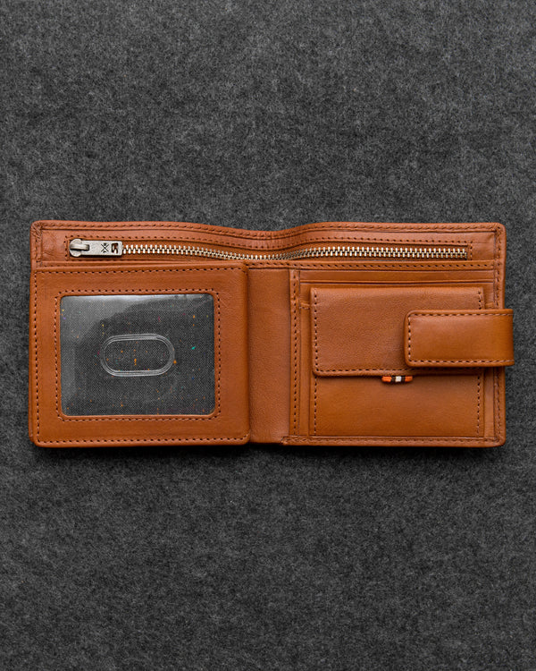 Tudor Leather Everyday Wallet