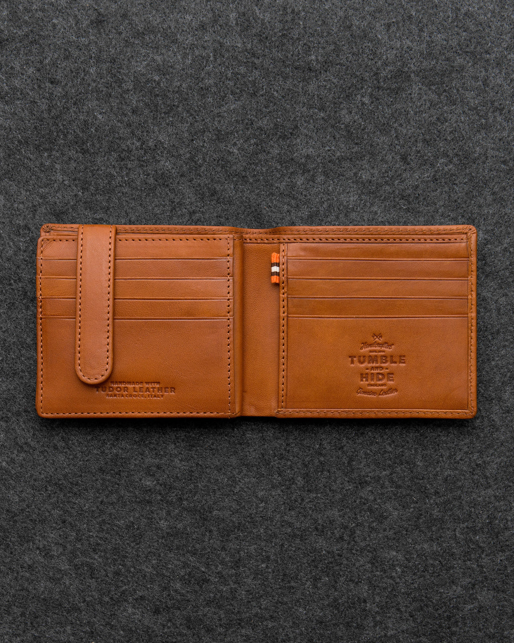 Tudor Leather Ultimate Card Wallet
