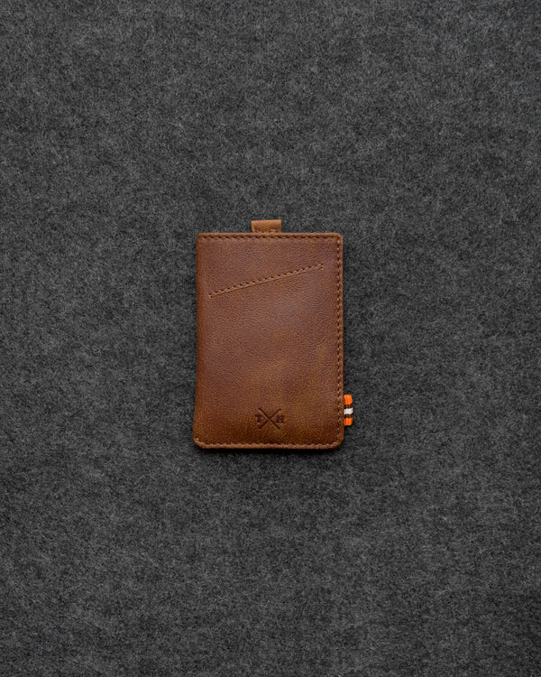 Yukon Leather Adept Credit Card Holder