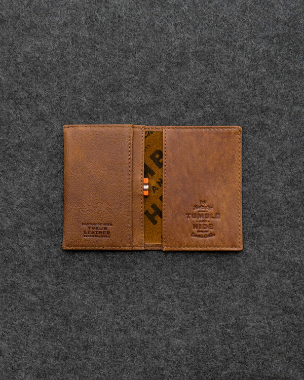 Yukon Leather Credit Card Holder