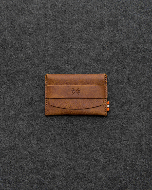 Yukon Leather Card Pouch