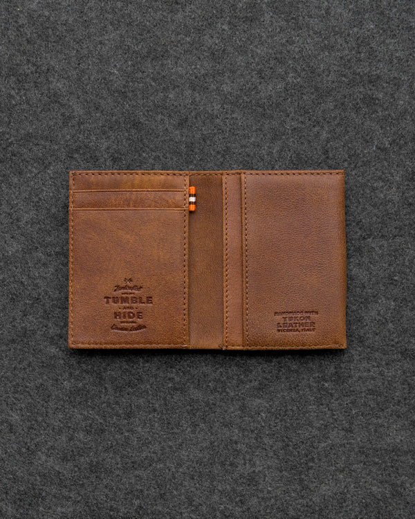 Yukon Leather Card Wallet