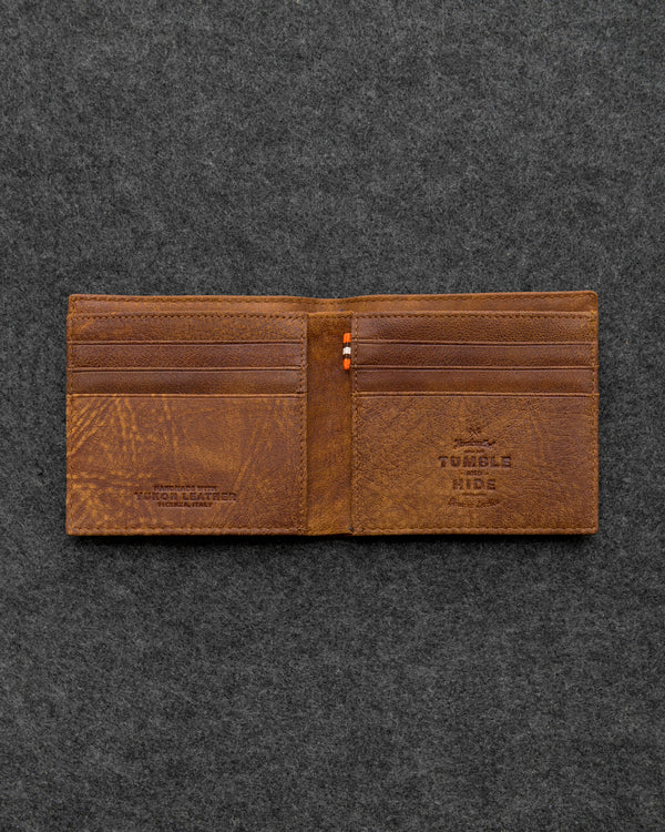 Yukon Leather East West Wallet