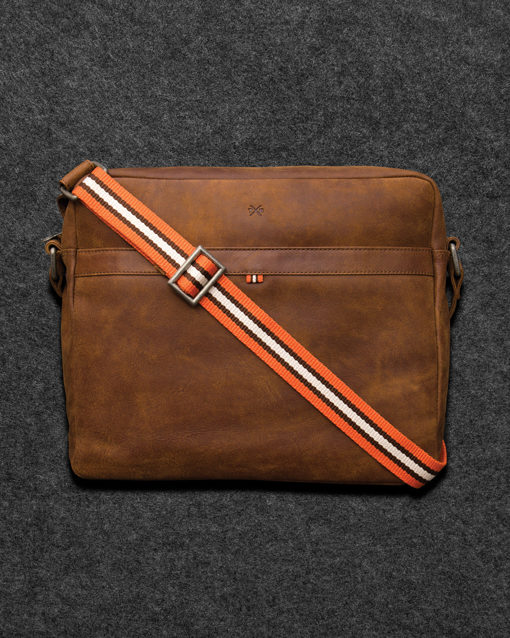 Yukon Leather Flight Bag