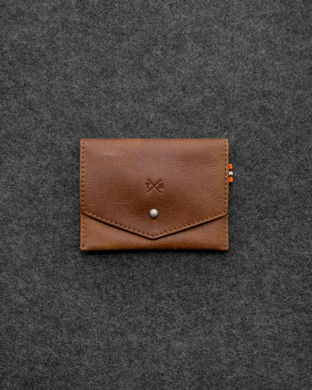 Yukon Leather Slim Purse